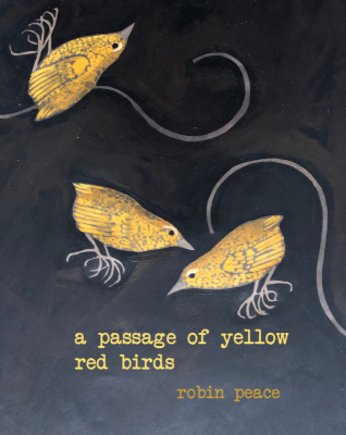 Image of A Passage Of Yellow Red Birds