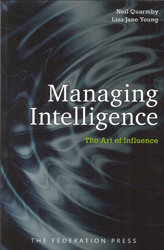 Image of Managing Intelligence : The Art Of Influence