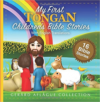 Image of My First Tongan Bible Stories With English Translations