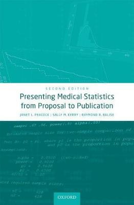 Image of Presenting Medical Statistics From Proposal To Publication