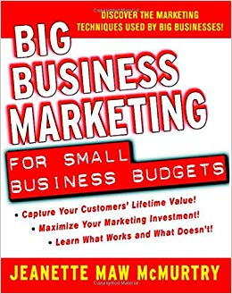 Image of Big Business Marketing For Small Business Budgets