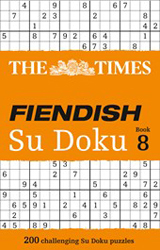 Image of Times Fiendish Su Doku Book 8