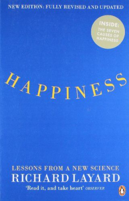 Image of Happiness : Lessons From A New Science