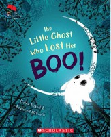 Image of The Little Ghost Who Lost Her Boo