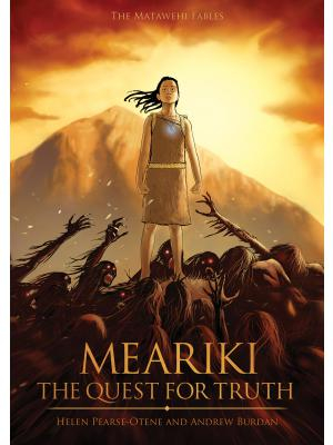 Image of Meariki : The Quest For Truth : Graphic Novel : Te Reo Maoriedition