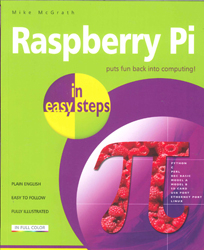 Image of Raspberry Pi In Easy Steps