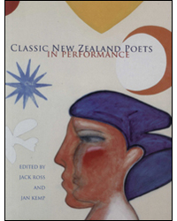 Image of Classic New Zealand Poets In Performance + 2 Cds