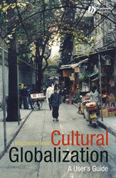 Image of Cultural Globalization A Users Guide