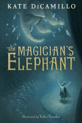 Image of The Magician's Elephant