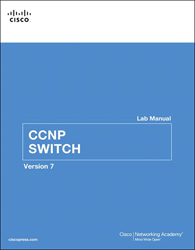 Image of Ccnp Switch Version 7 : Lab Manual