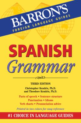 Image of Spanish Grammar