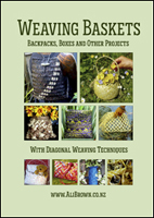 Image of Weaving Baskets Backpacks Boxes & Other Projects