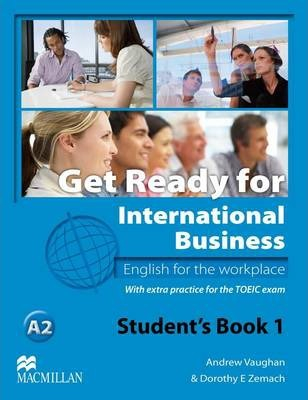 Image of Get Ready For International Business : Student's Book With Toeic : Level 1