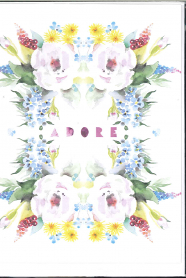 Image of Adore : Greeting Card