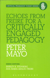 Image of Echoes From Freire For A Critically Engaged Pedagogy