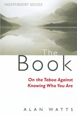 Image of The Book On The Taboo Against Knowing Who You Are