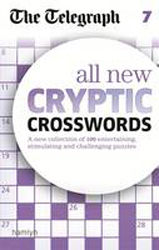 Image of Telegraph : All New Cryptic Crosswords 7 Cryptic Crosswords