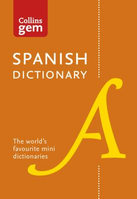 Image of Collins Gem : Spanish Dictionary