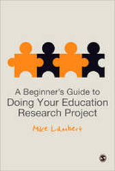 Image of Beginner's Guide To Doing Your Education Research Project