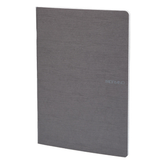 Image of Notebook Fabriano Ecoqua Stapled A4 Blank Stone