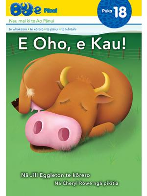 Image of E Oho E Kau : Wake Up Cow : Bud-e Book 18