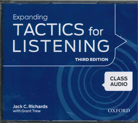 Image of Expanding Tactics For Listening : Class Audio Cd