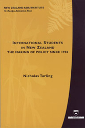 Image of International Students In Nz The Making Of Policy Since 1950