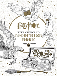 Image of Harry Potter : The Official Colouring Book