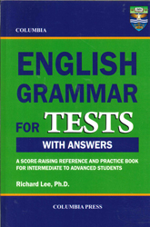 Columbia English Grammar For Tests
