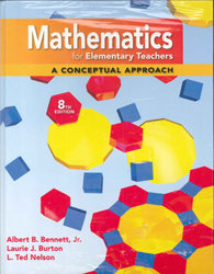Image of Math For Elementary Teachers A Conceptual Approach With Manipulative Kit Mathematics For Elementary Teachers