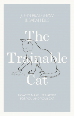 Image of Trainable Cat : How To Make Life Happier For You And Your Cat