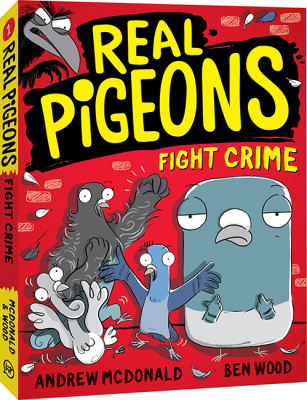 Image of Real Pigeons Fight Crime