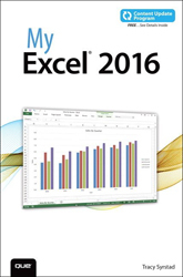 Image of My Excel 2016
