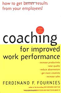 Coaching For Improved Work Performance Rev & Updated