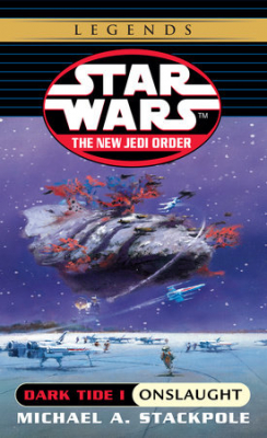 Image of Dark Tide 1 : Onslaught : The New Jedi Order Book 3 : Star Wars