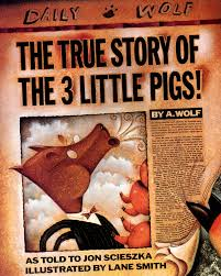 Image of The True Story Of The 3 Little Pigs