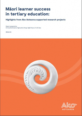 Image of Maori Learner Success In Tertiary Education : Highlights From Ako Aotearoa Supported Research Projects