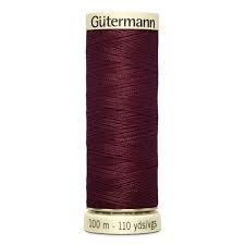 Image of Gutermann Thread Plum 100m