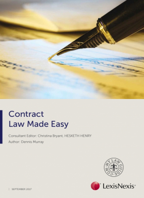 Contract Law Made Easy