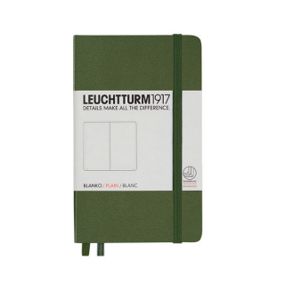 Journal Leuchtturm 1917 Pocket Plain Army
