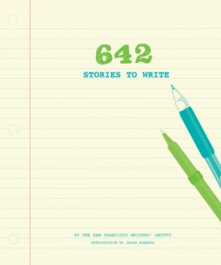 Image of 642 Stories To Write