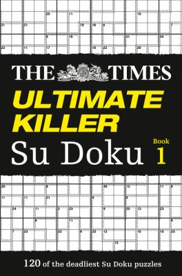 Image of The Times Ultimate Killer Su Doku Book 1