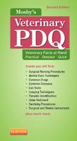 Image of Mosby's Veterinary Pdq