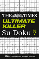 Image of Times Ultimate Killer Su Doku Book 7