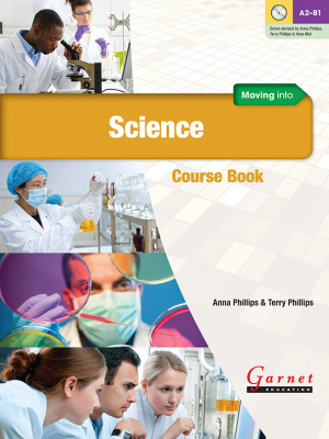 Image of Moving Into Science : Coursebook With Audio Dvd