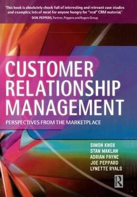 Image of Customer Relationship Management Perspectives From The