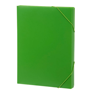 Image of Document Box Marbig Lime