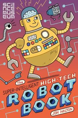 Super-intelligent High-tech Robot Book