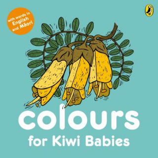 Image of Colours For Kiwi Babies