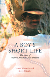Image of Boy's Short Life : The True Story Of Warren Braedon Louis Johnson